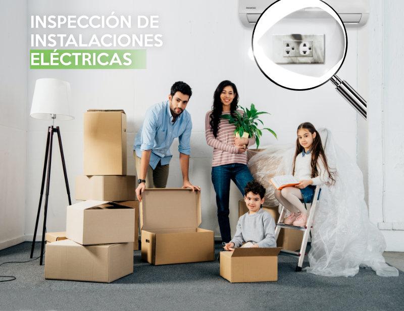 PropCheck Inspección de instalaciones eléctricas